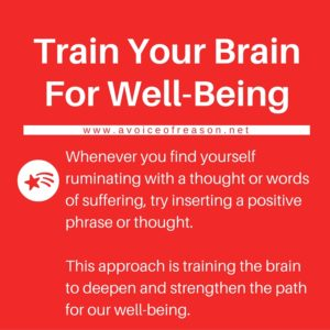 Train Your Brain For Well-Being